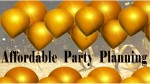Affordable Party Planning
