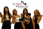 Las Vegas Shoeshine Girl